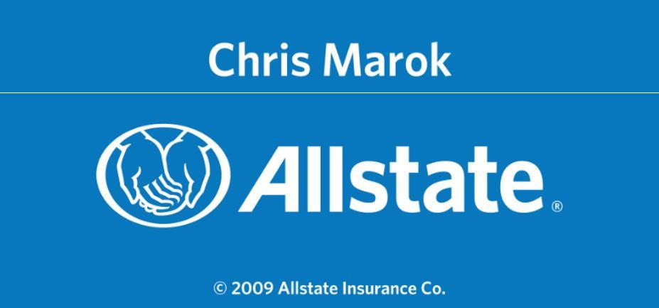 Sponsor Chris Marok Allstate